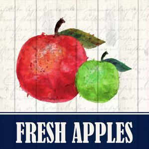 Fresh Apples by Kimberly Allen