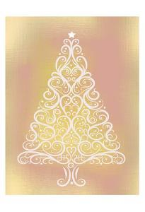 Frosted Christmas Gold by Kimberly Allen