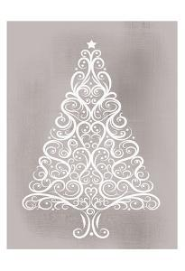 Frosted Christmas Silver by Kimberly Allen