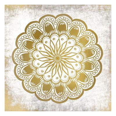 Gold Mandala 1