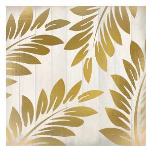 Golden Ferns 1 by Kimberly Allen