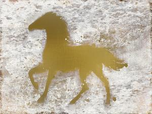Golden Horse by Kimberly Allen