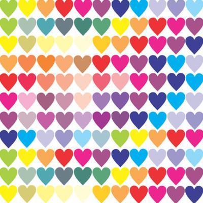 Groovy Love Pattern 2 by Kimberly Allen