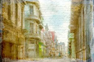 Havana Streets by Kimberly Allen