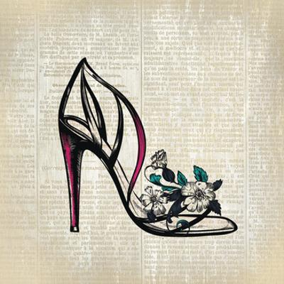 High Heel News 2 by Kimberly Allen