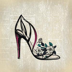 High Heel News 2 by Kimberly Allen