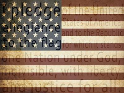 I Pledge by Kimberly Allen