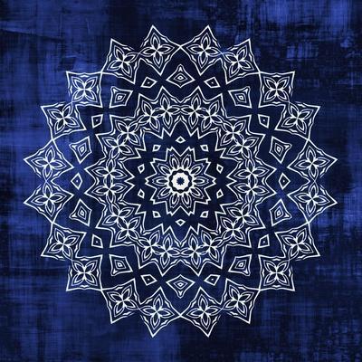 Indigo Mandala 2