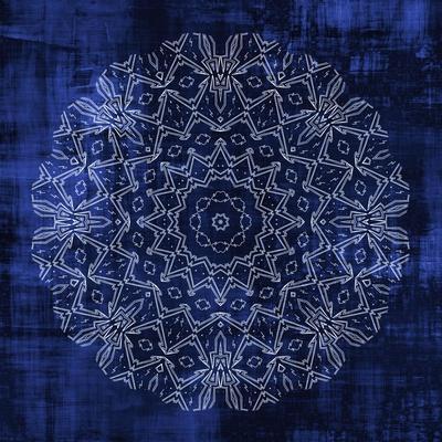 Indigo Mandala 3
