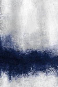 Indigo Tones Panel A by Kimberly Allen