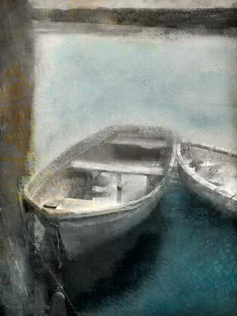 Lake Dusk 2 by Kimberly Allen