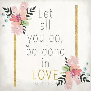Let all We Do by Kimberly Allen