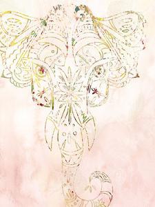Mandala Wild 1 by Kimberly Allen