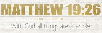 Matthew 19 by Kimberly Allen
