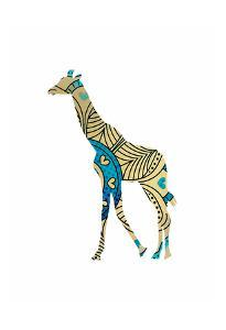On Safari 2 by Kimberly Allen