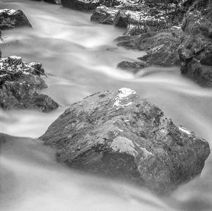 Over the rocks 2 by Kimberly Allen
