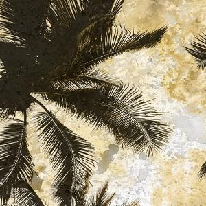 Palm Tree Gold 1 by Kimberly Allen
