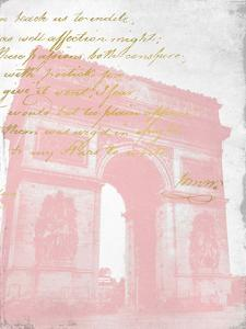 Paris in Pink 2 by Kimberly Allen