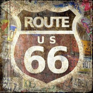Route 66 by Kimberly Allen