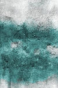 Teal Tones Panel C by Kimberly Allen