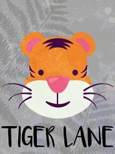 Tiger Lane by Kimberly Allen
