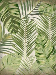 Tropic Palms 1 by Kimberly Allen