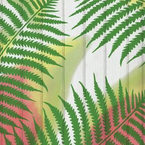 Tropical Leaves 2 by Kimberly Allen