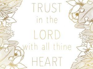 Trust In The Lord by Kimberly Allen