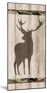 Wood Panel 3 by Kimberly Allen