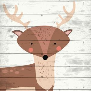 Woodland Creatures 2 by Kimberly Allen