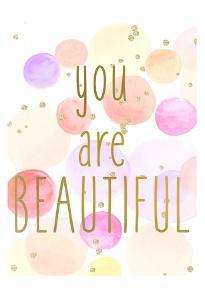 You Are Beautiful Color by Kimberly Allen