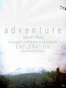 Adventure Definition by Kimberly Glover