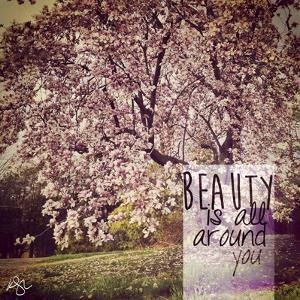 Beauty Is by Kimberly Glover
