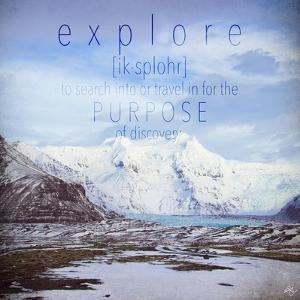 Explore Definition by Kimberly Glover