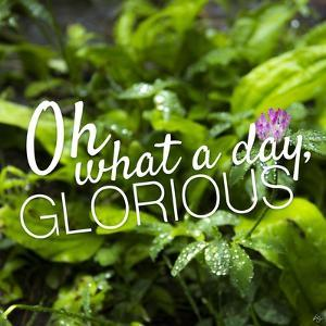 Glorious by Kimberly Glover