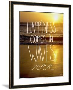 Happiness in Waves by Kimberly Glover