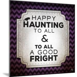 Happy Haunting by Kimberly Glover