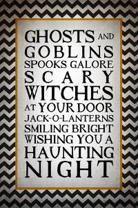 Haunting Night by Kimberly Glover