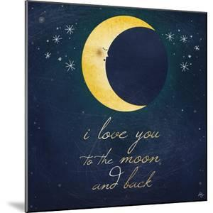 I Love You to the Moon 2 by Kimberly Glover