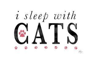I Sleep with Cats by Kimberly Glover