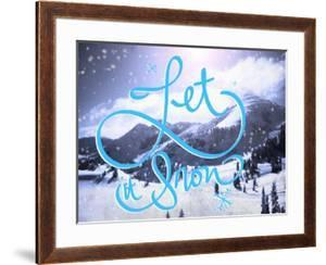 Let it Snow by Kimberly Glover
