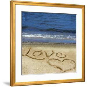 Love in the Sand by Kimberly Glover