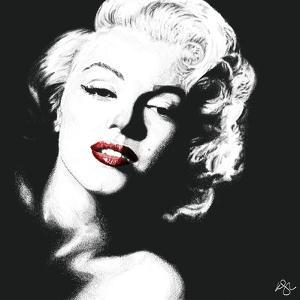 Marylin Monroe by Kimberly Glover