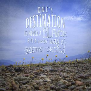 Ones Destination by Kimberly Glover