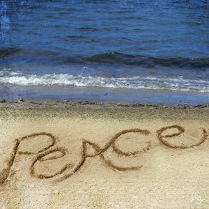 Peace in the Sand by Kimberly Glover