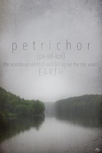 Petrichor Definition by Kimberly Glover