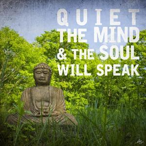 Quiet the Mind by Kimberly Glover