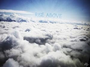 Rise Above by Kimberly Glover