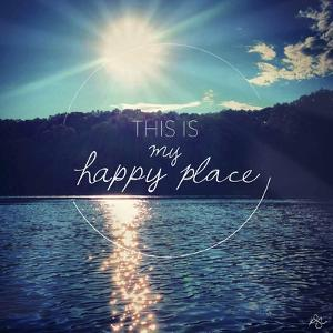 This Is My Happy Place 3 by Kimberly Glover