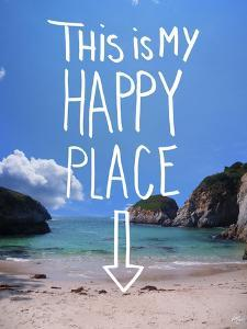This Is My Happy Place by Kimberly Glover